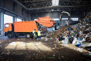 сколько стоит вывоз мусора в Шарье