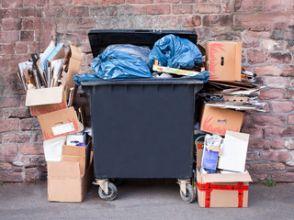 стоимость вывоза мусора в Шарье