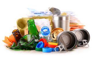 вывоз мусора в частном секторе в Шарье