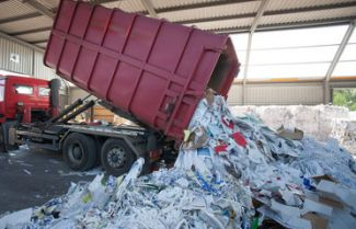 утилизация строительного мусора в Зее