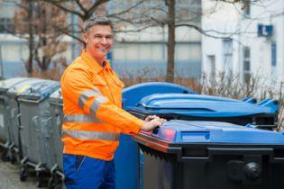 контейнер для мусора металлический в Архангельске