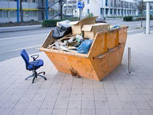 заказать контейнер для строительного мусора Архангельск